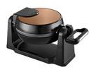 Bild 2 von Kalorik Drehbares Waffeleisen TKG WM 1050 Copper-Design