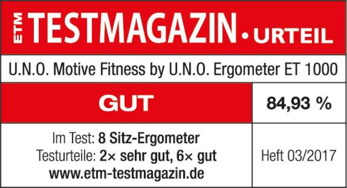 Bild 3 von MOTIVE Fitness by U.N.O. Ergometer ET 1000