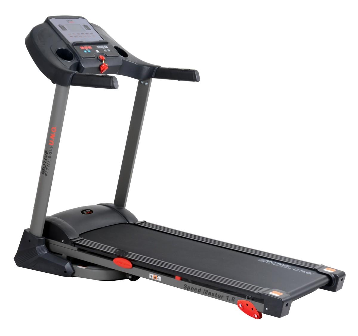 Bild 1 von MOTIVE Fitness by U.N.O. Laufband Speed Master 1.8M
