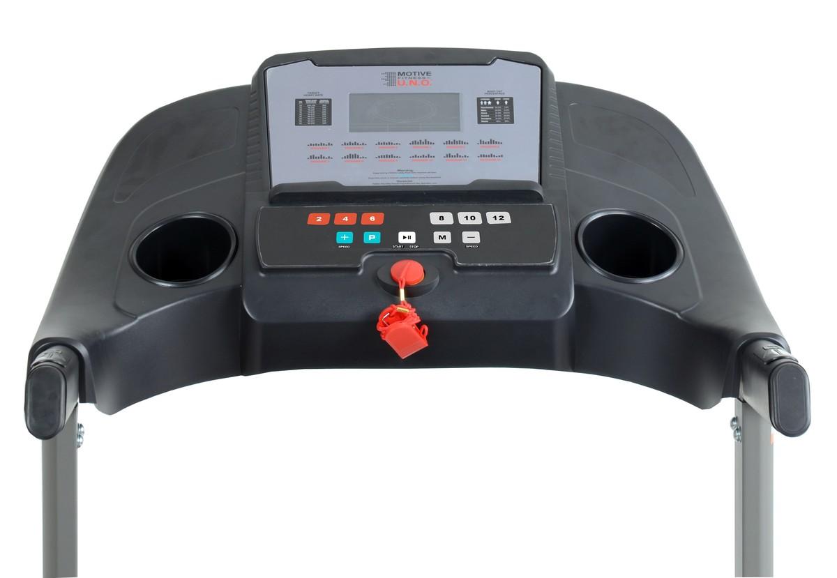 Bild 2 von MOTIVE Fitness by U.N.O. Laufband Speed Master 1.8M