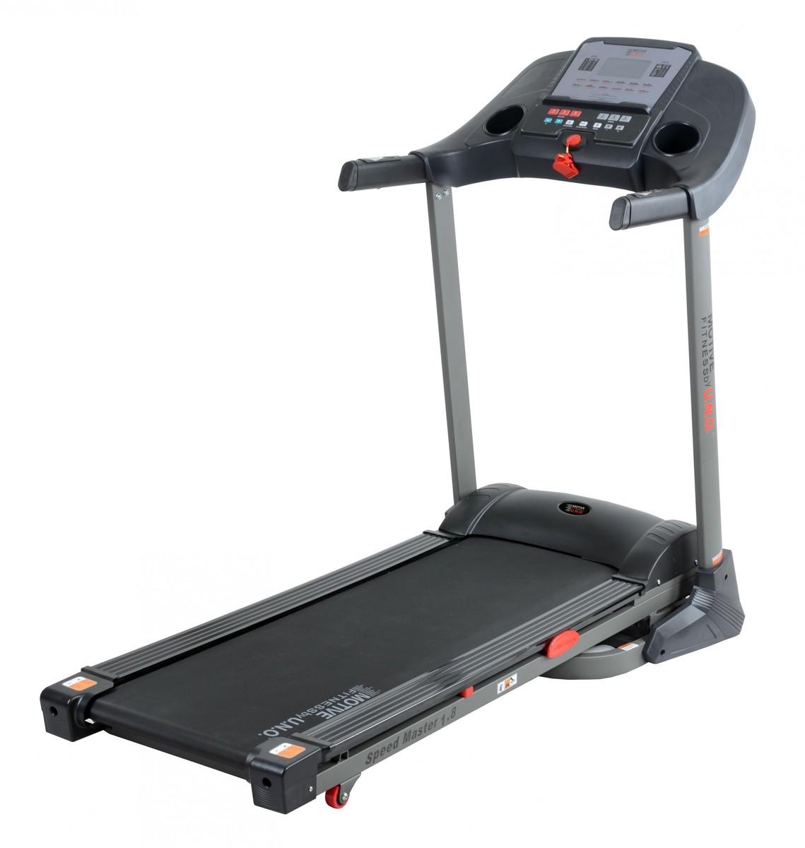 Bild 1 von MOTIVE Fitness by U.N.O. Laufband Speed Master 1.8