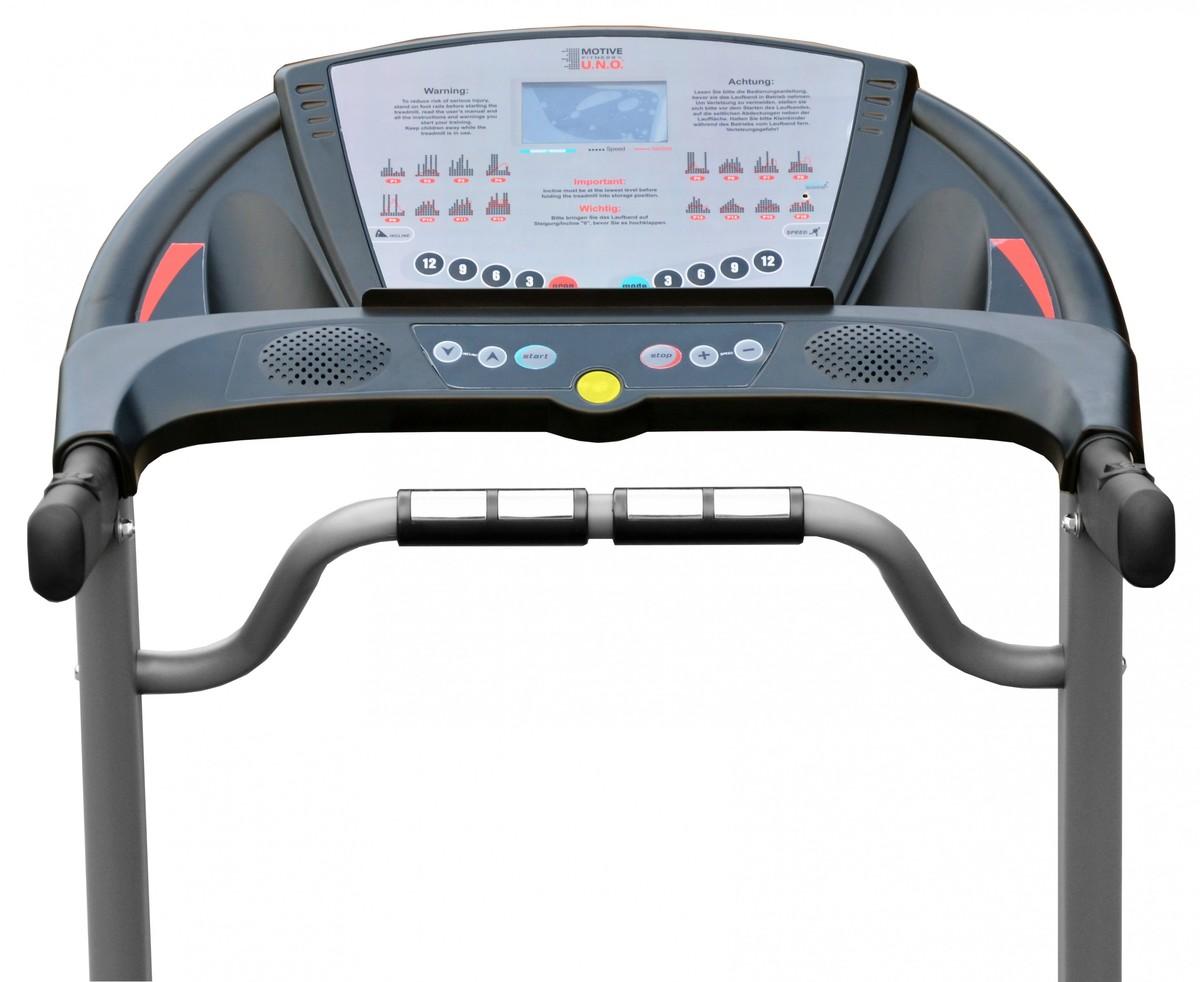 Bild 4 von MOTIVE Fitness by U.N.O. Laufband Speed 2.5 inkl. Schutzmatte