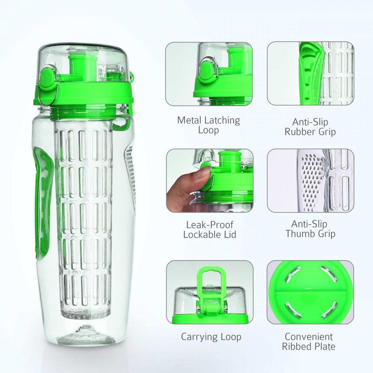 Bild 5 von LA VAGUE VITALITY Trinkflasche mit Einsatz