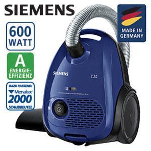 Bodenstaubsauger VSZ2V210 · Hygienefilter · Energie-Effizienz A (Spektrum: A+++ bis D)