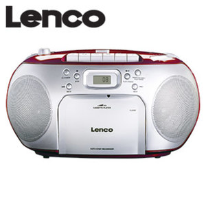 Stereo-CD-Radio SCD-410 • CD-Player, Kassettendeck, • FM-Radio, Netz- und Batterie-Betrieb