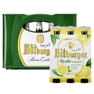 Bitburger Pils, Alkoholfrei oder Premium Kellerbier 20 x 0,5 Liter,   jeder Kasten (+ 3,10 Pfand)