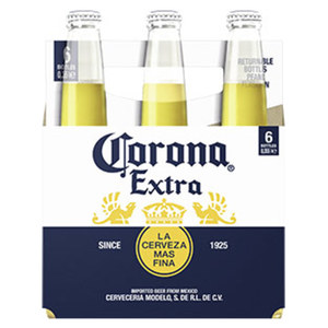 Corona Extra jede 6 x 0,355-Liter-Packung (+ 0,48 Pfand)