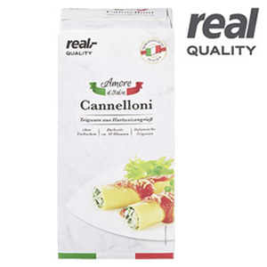 Cannelloni oder Tortellini jede 250-g-Packung