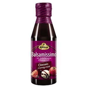 Kühne Balsamissimo cremig mild versch. Sorten, jede 215-ml-Flasche