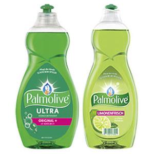 Palmolive Spülmittel versch. Sorten, jede 500/750-ml-Flasche