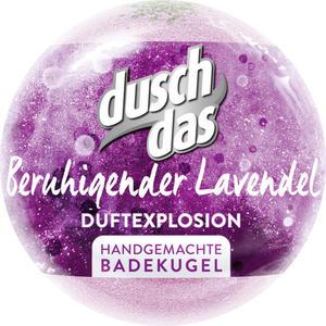 duschdas Badelkugel Beruhigender Lavendel