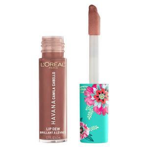 L'Oréal Paris Camila Cabello Havana Lip Dew Lip Gloss 03 Desnudo
