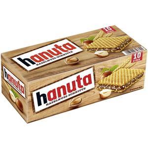 Ferrero hanuta Haselnuss-Schnitte 1.00 EUR/100 g