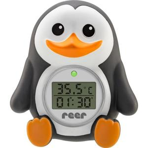 reer MyHappyPingu 2in1 digitales Badethermometer