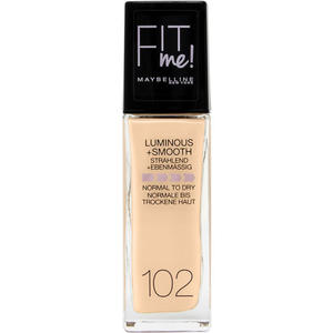 Maybelline Fit Me! Liquid Make-up Nr. 102