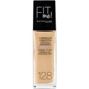 Maybelline Fit Me! Liquid Make-up Nr. 128