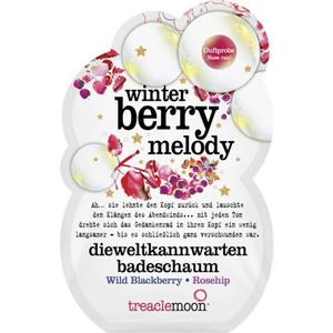treaclemoon winter berry melody Badeschaum 1.56 EUR/100 g