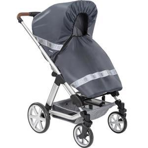 reer DesignLine RainSafe Classic+ Regenschutz für Kombi-Kinderwagen