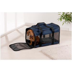 IDEENWELT Kleintier-Transporttasche