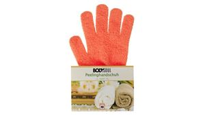 BODY&SOUL Peeling Handschuhe Nylon verschiedene Farben