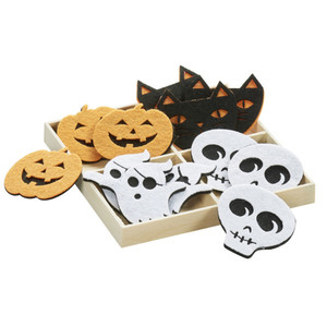 """Filz-Streudeko """"Halloween"""""""