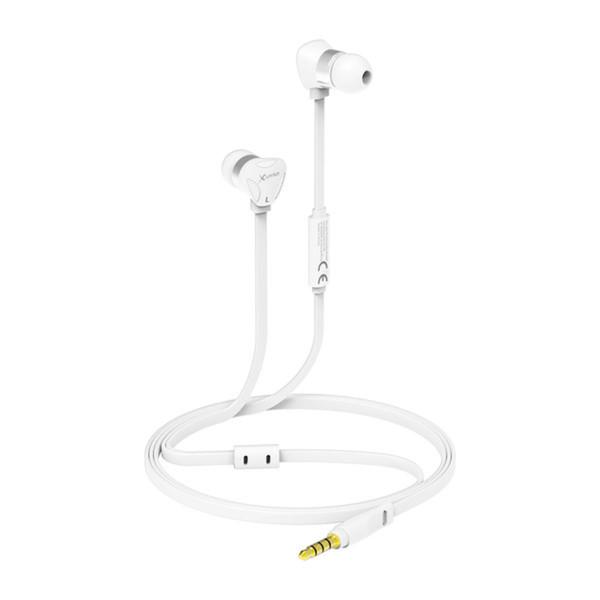 """XLayer In-Ear-Kopfhörer """"X-Sound"""" in Weiß"""