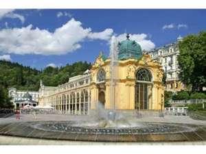 Tschechien Marienbad Hotel Reitenberger Wellness In
