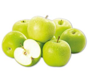 Grüne Tafeläpfel