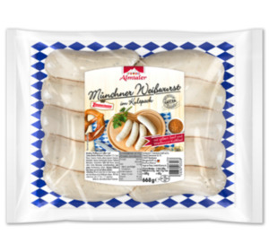 ALMTALER Münchner Weißwurst