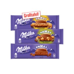 Milka Mmmax Schokolade