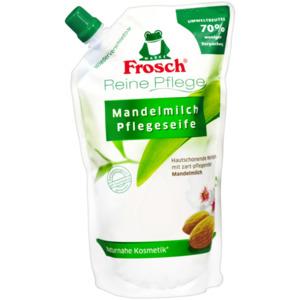 Frosch Pflegeseife Mandelmilch 500ml