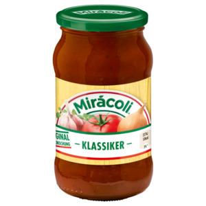 Mirácoli Pasta-Sauce Klassiker 400g