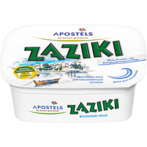 Apostels Zaziki 200g