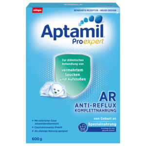 Aptamil AR Komplettnahrung 600g