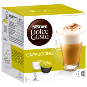 Nescafé Dolce Gusto Cappuccino 8 Stück, 186g