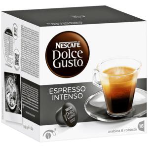 Nescafé Dolce Gusto Espresso Intenso 128g, 16 Kapseln