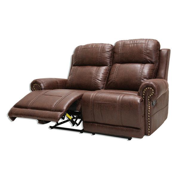 2 Sitzer Sofa Braun Relaxfunktion Von Roller Ansehen Discountode