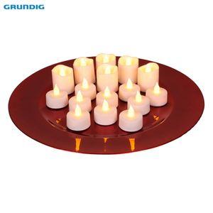 Grundig LED-Teelichter-Set 16-teilig