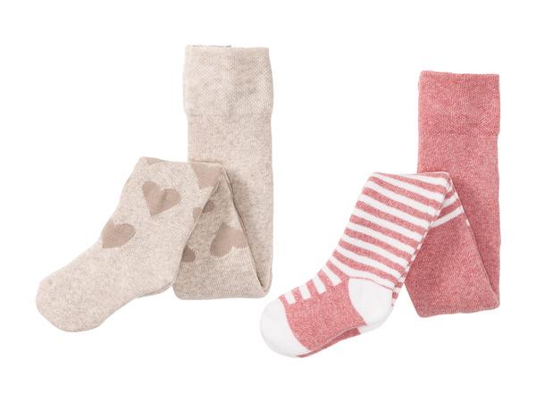 Farben und auffällig aliexpress Sonderrabatt LUPILU® PURE COLLECTION Baby Mädchen Strumpfhose
