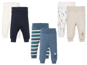 LUPILU® PURE COLLECTION 2 Baby Jungen Schlupfhosen