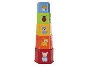 PLAYTIVE® JUNIOR Baby Stapelspielzeug