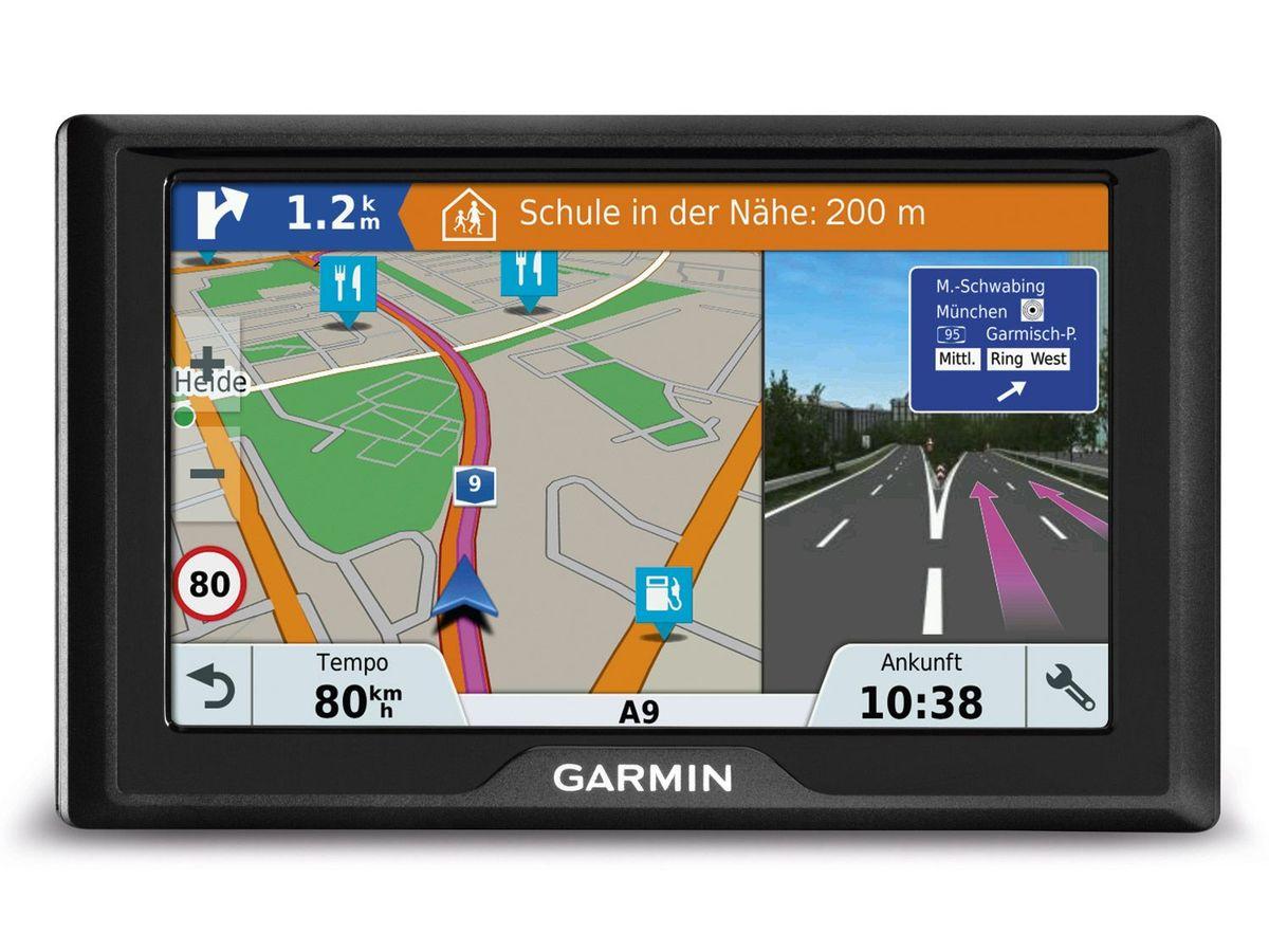 Bild 1 von GARMIN Navigationsgerät Drive 5 MT-S EU