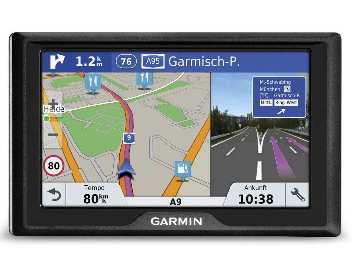 Bild 2 von GARMIN Navigationsgerät Drive 5 MT-S EU