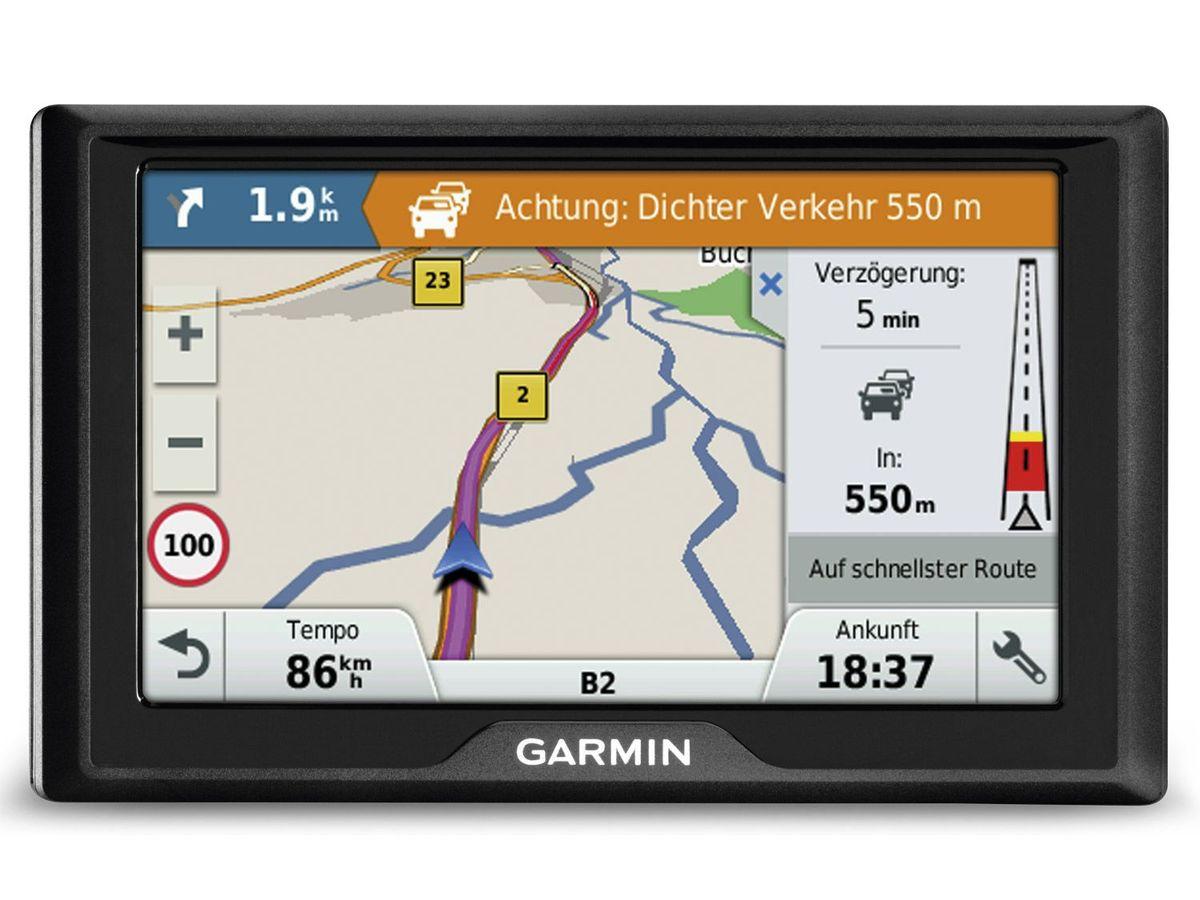 Bild 3 von GARMIN Navigationsgerät Drive 5 MT-S EU