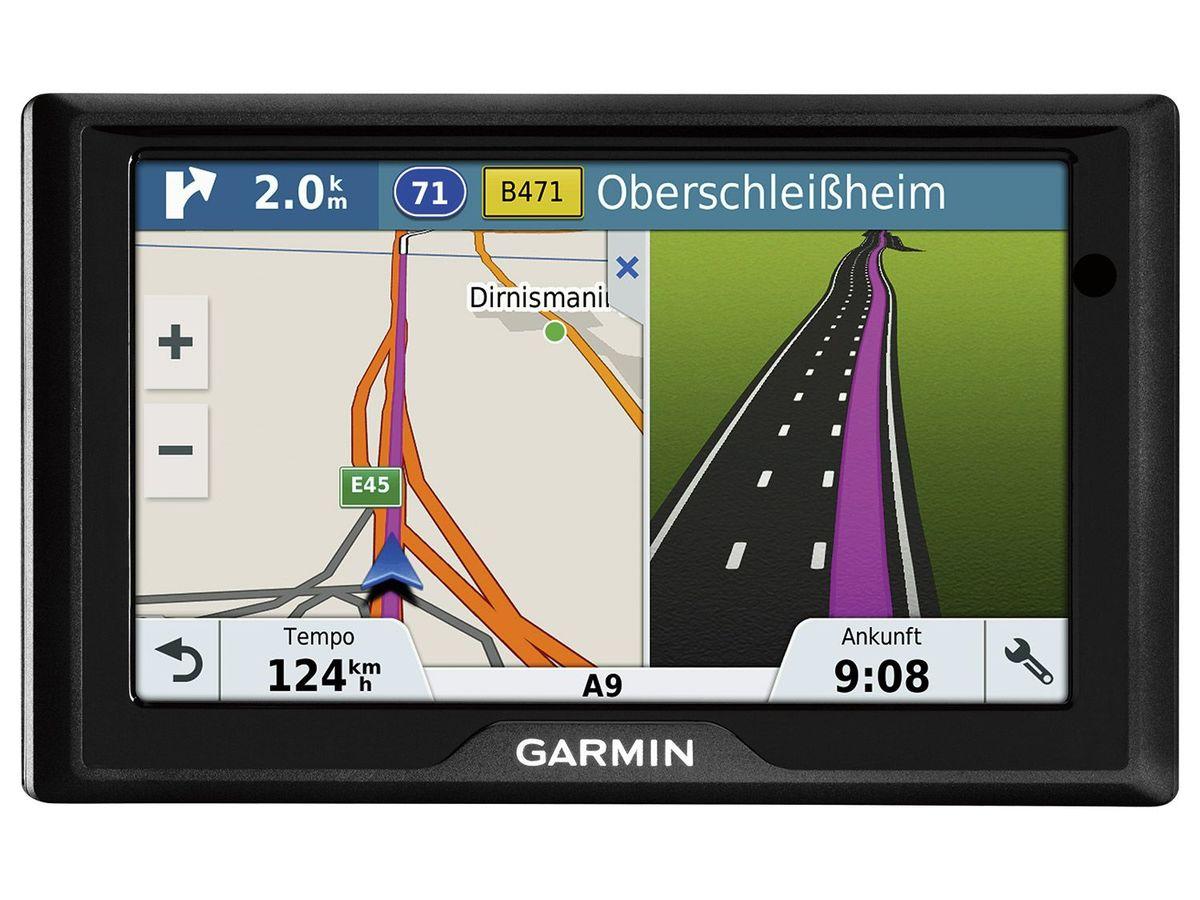 Bild 4 von GARMIN Navigationsgerät Drive 5 MT-S EU