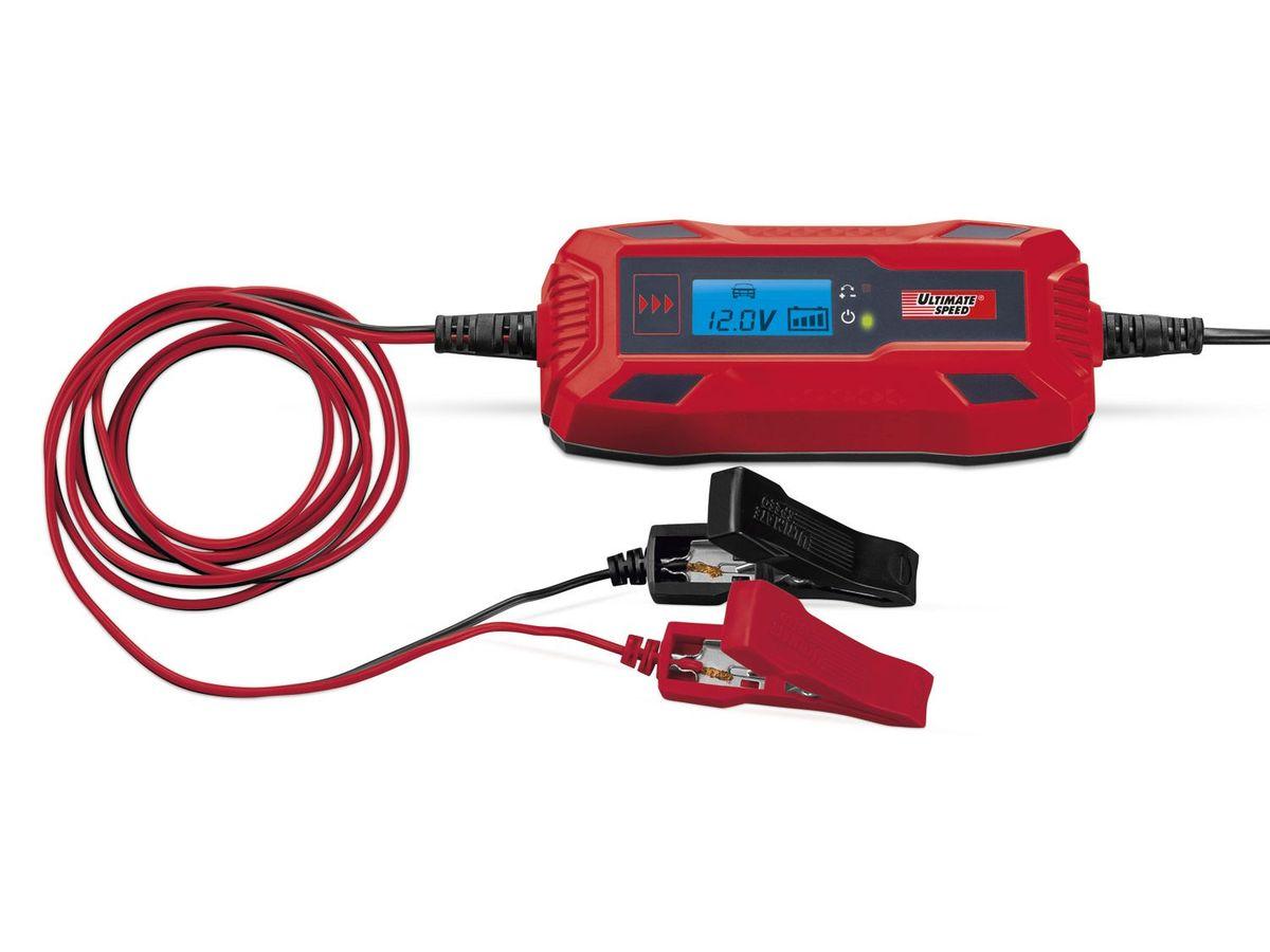 Bild 1 von ULTIMATE SPEED® Kfz-Batterieladegerät ULGD 3.8 B1