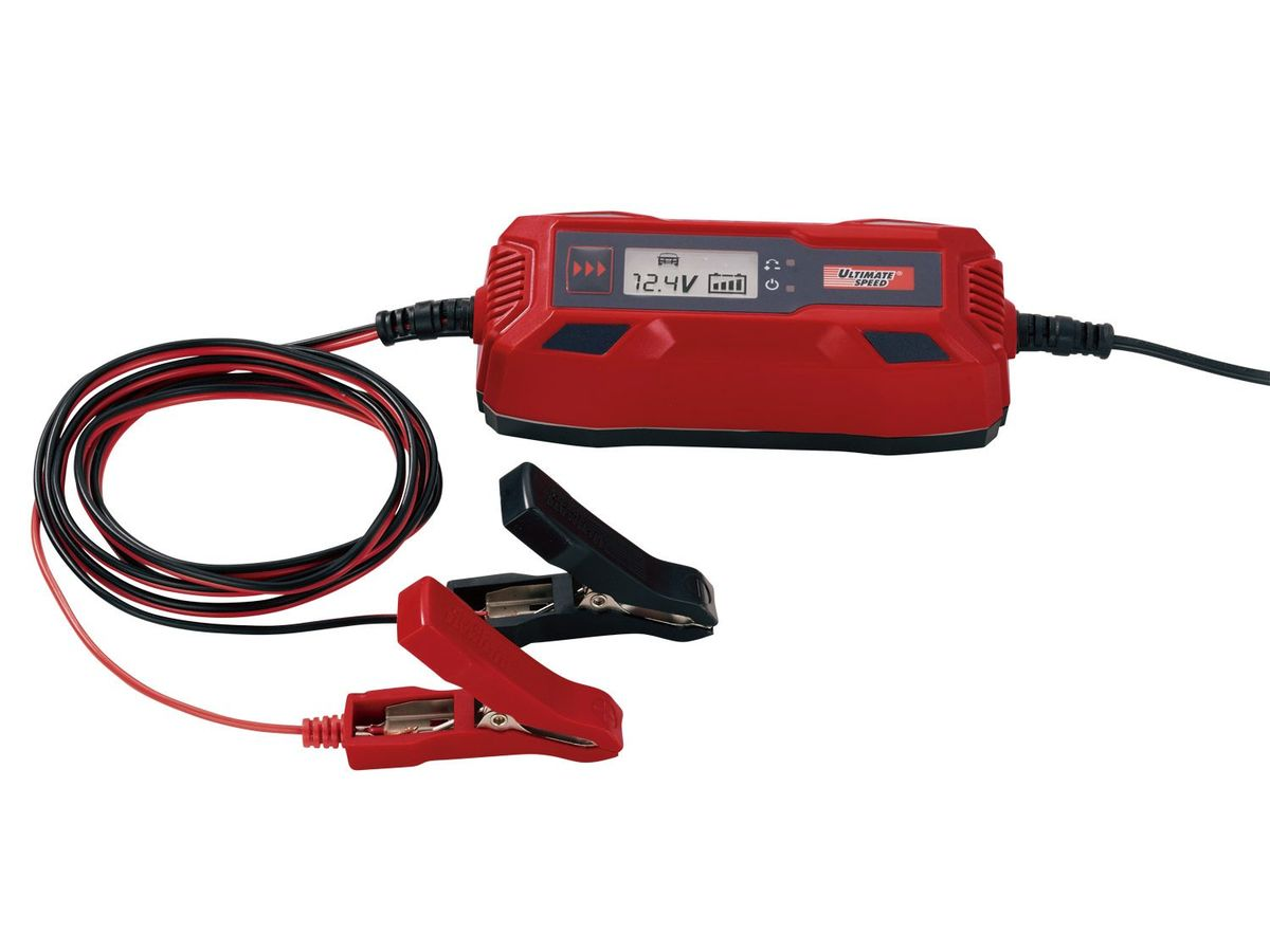 Bild 5 von ULTIMATE SPEED® Kfz-Batterieladegerät ULGD 3.8 B1