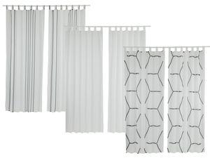 MERADISO® Vorhangschalset, 135 x 265 cm