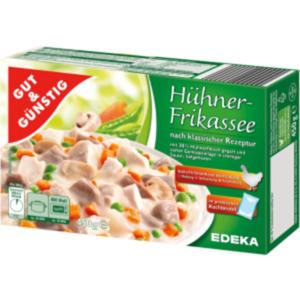 Gut & Günstig Hühner-Frikassee