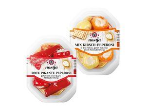 Gefüllte Peperoni
